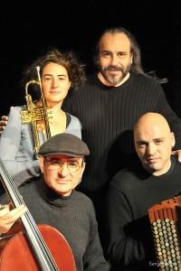 Quarteto Gardel credit Serge Braem