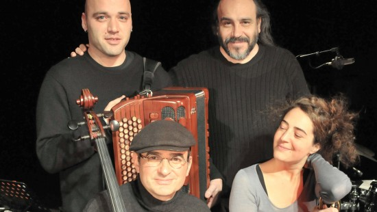 Quarteto Gardel newsletter