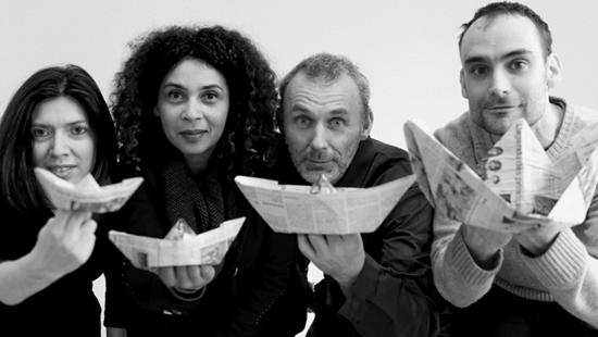 Toutito Teatro © Claude Boisnard