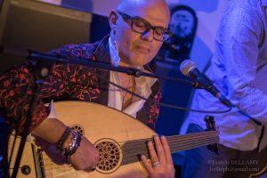 Concert chez l'habitant - Ihab Radwan © Francis Bellamy
