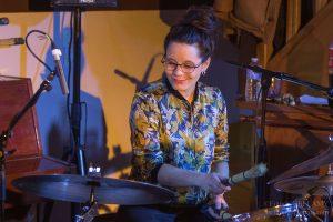 Concert chez l'habitant - Anne Paceo © Francis Bellamy