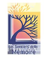 Logo sentiers de la memoire