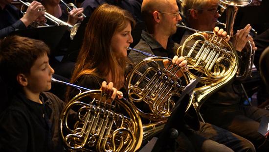 orchestre harmonie coutances © DR