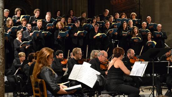 orchestre regional de normandi gospels symphoniques © DR