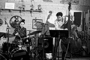 Concert chez l'habitant - Anne Paceo © Atelier photo des Unelles