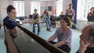 Masterclass Anne Paceo © Francis Bellamy