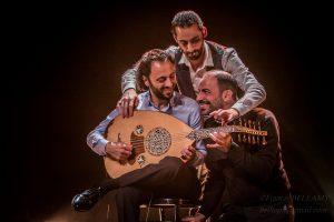 Trio Joubran © Francis Bellamy