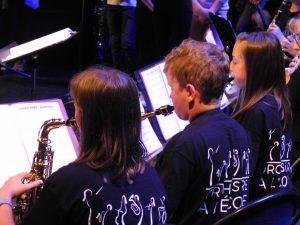 orchestre a l'ecole