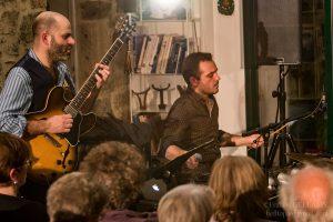 Concert chez l'habitant © Francis Bellamy