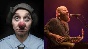 emma la clown - thomas de pourquery © wahib - francis bellamy